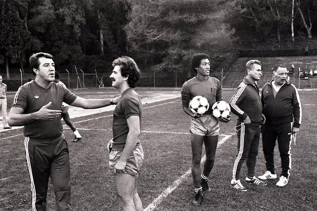 Os 4 treinadores de Portugal no Euro 1984