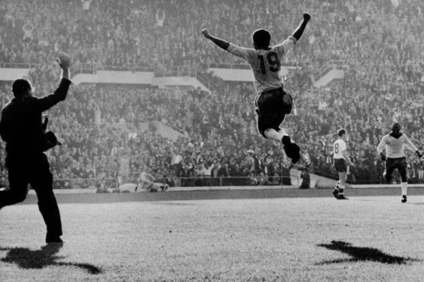 Brasil x Checoslováquia: confirmação