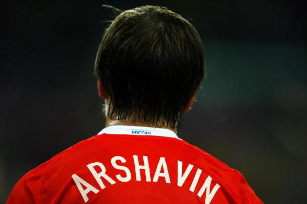 Rússia x Holanda: A noite gloriosa de Arshavin