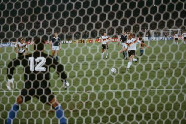 Alemanha x Argentina: a vingança romana