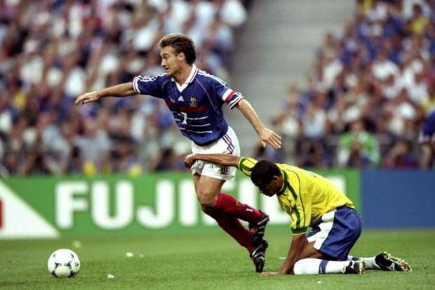 França x Brasil: finalmente campeã