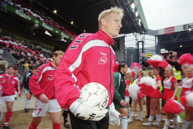 Peter Schmeichel: o Grand Danois