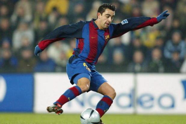 Xavi Hernández: o pequeno grande jogador