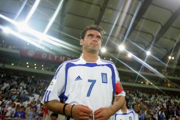 Theodoros Zagorakis: o Campeão de Lisboa