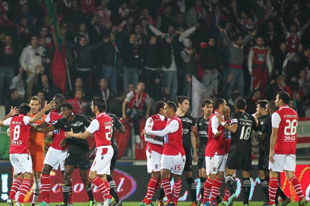 Dérbi minhoto: Braga x Vitória