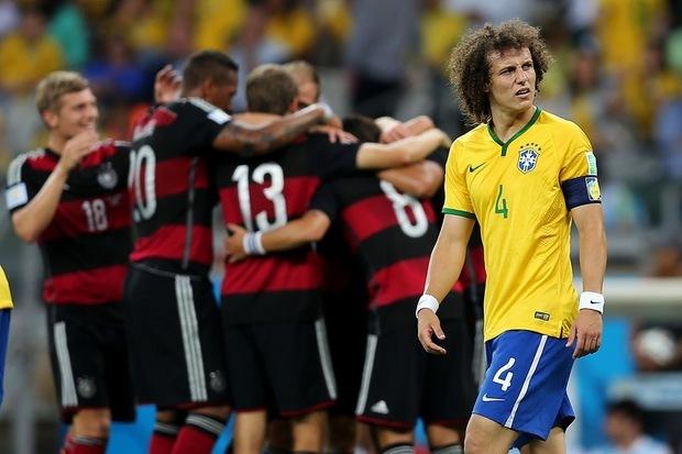 Brasil x Alemanha: Mineiraço