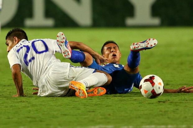 A Guerra do Futebol