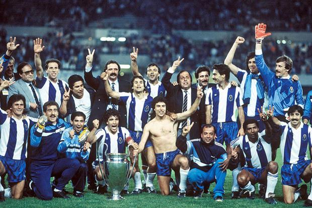 FC Porto x Bayern: Pintar o Danúbio de Azul