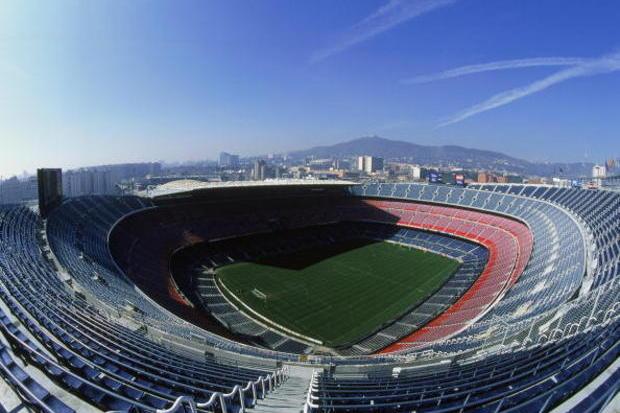 Camp Nou: Mais que um Estádio...