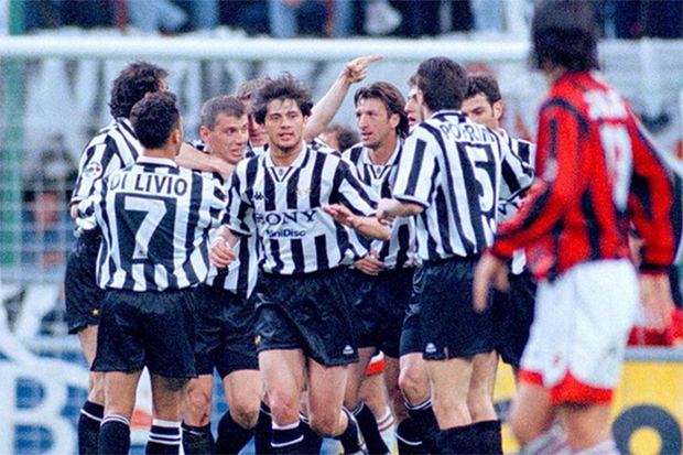 Milan x Juventus: a Velha Senhora humilha Milão
