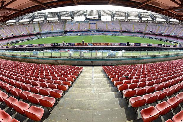 San Paolo: Aqui reinou Maradona!