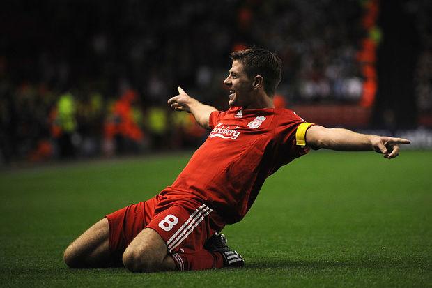 Steven Gerrard: A Alma de Anfield