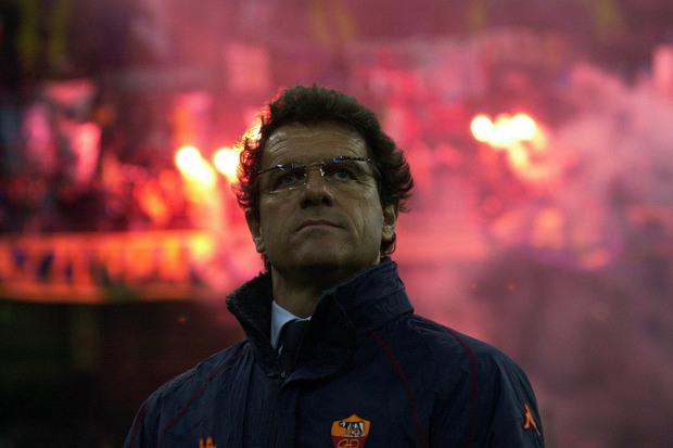 Fabio Capello: Il Duro