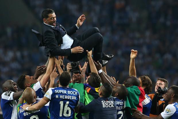 Conceição faz o Porto campeão