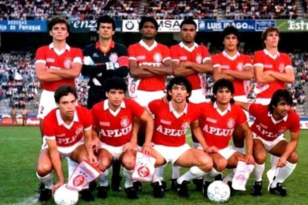 Luiz Carlos Winck: ídolo no Beira-Rio e campeão no Vasco