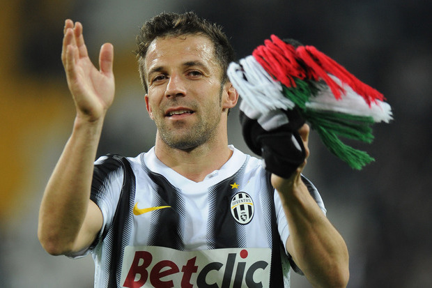 Del Piero: o cavalheiro da Velha Senhora