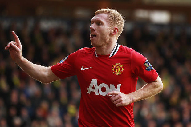 Scholes: o genial pupilo de Ferguson