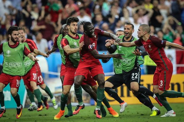 E a Taça veio para Portugal!