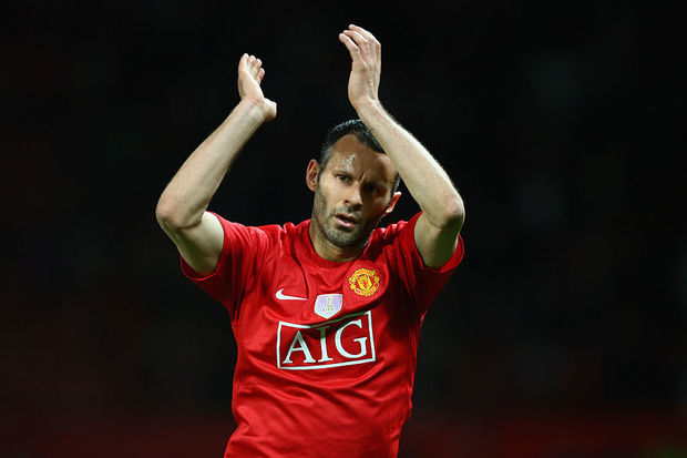 Ryan Giggs, o 'Senhor Manchester United'