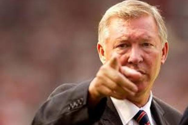 Sir Alex Ferguson: o poderoso chefão do United
