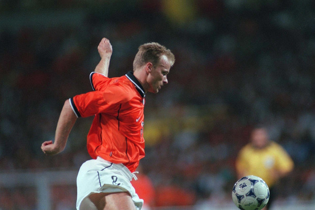 Dennis Bergkamp: o Non-Flying Dutchman