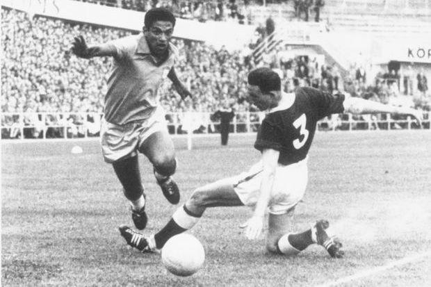 Mané Garrincha: o Anjo das Pernas Tortas