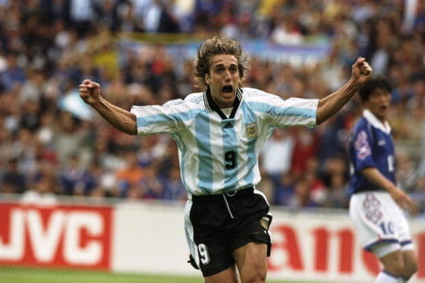 Gabriel Batistuta, o Batigol