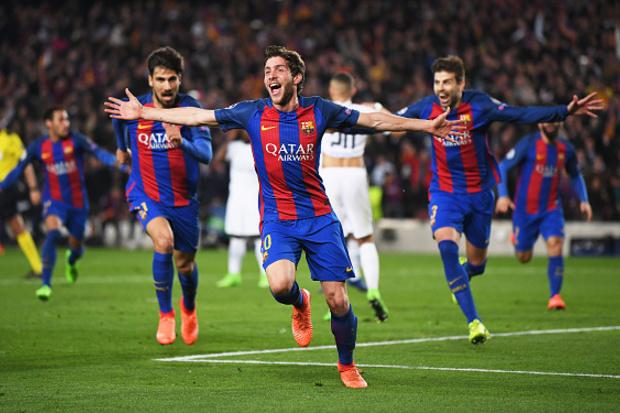 Barcelona 6 x 1 PSG: o dia em que o Barça correu atrás do impossível