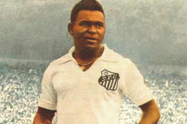 Coutinho, o grande parceiro de Pelé