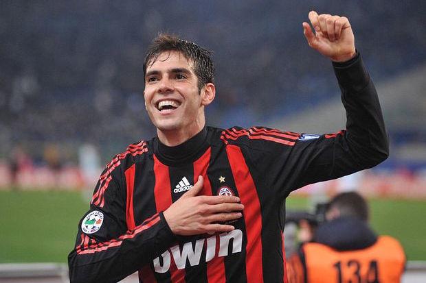 Kaká: o príncipe de Milão