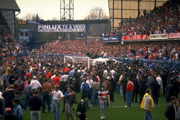 A Tragédia de Hillsborough