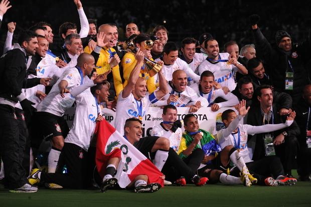 Um Corinthians 'Guerrero' que dominou o mundo