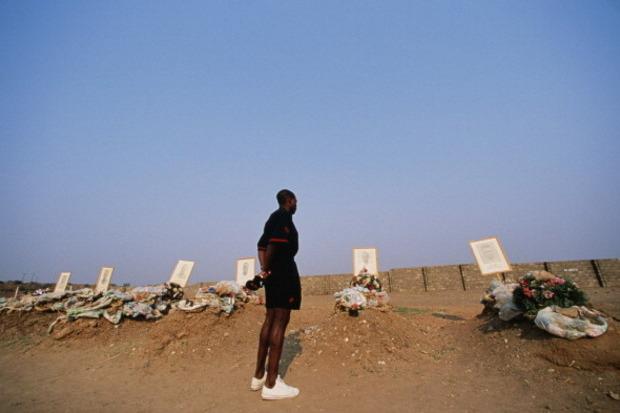 A queda do avião que interrompeu o sonho da Copa para Zâmbia