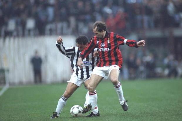 Franco Baresi: o gigante de 1,76m