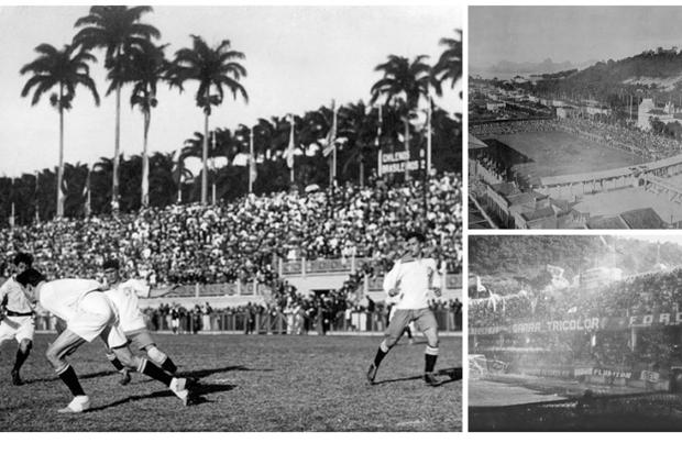 Brasil 6 x 0 Chile: a inauguração do berço do futebol brasileiro
