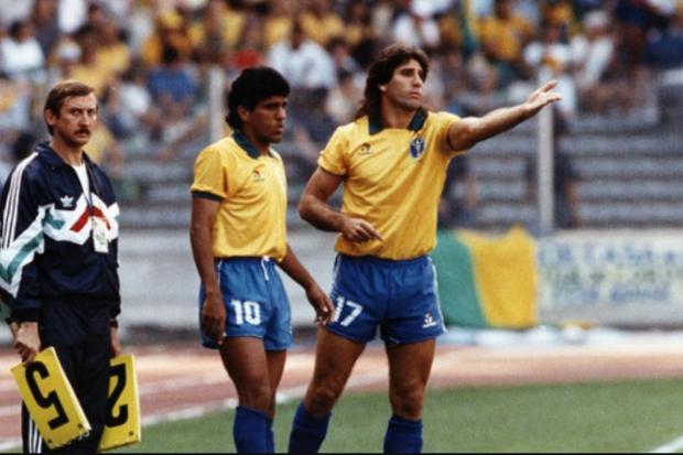 A polêmica que tirou Renato Gaúcho e Leandro da Copa de 1986
