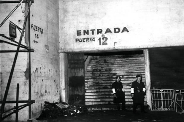 A tragédia da porta 12