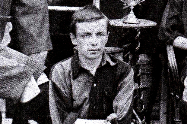 Charles Miller, o pai do futebol brasileiro