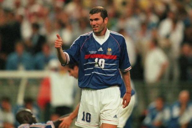 Zidane, o gênio que fazia o Brasil tremer
