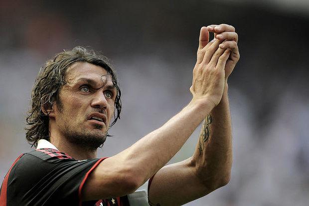 Maldini: Imortal, invencível e eterno capitão do Milan