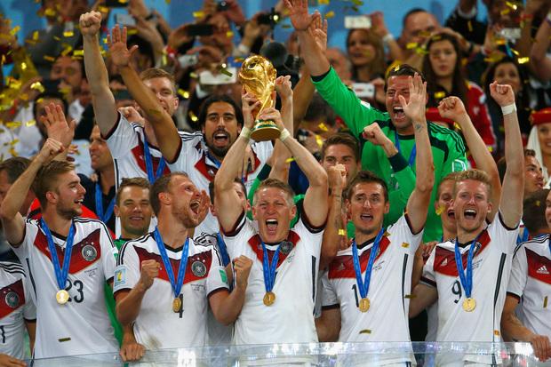 Alemanha x Argentina: Tetra à custa de Messi