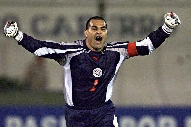 Chilavert: muito mais que um goleiro que fazia gols