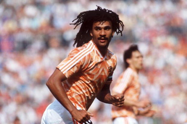 Ruud Gullit: o Tulipa Negra