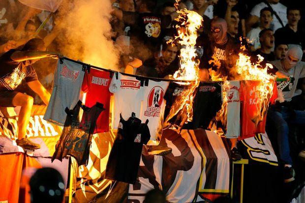 Estrela Vermelha x Partizan: o Dérbi Eterno