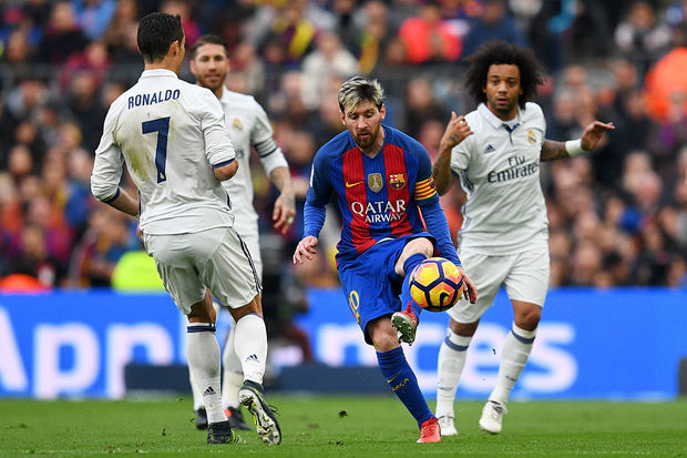Real Madrid x Barcelona: o Superclássico