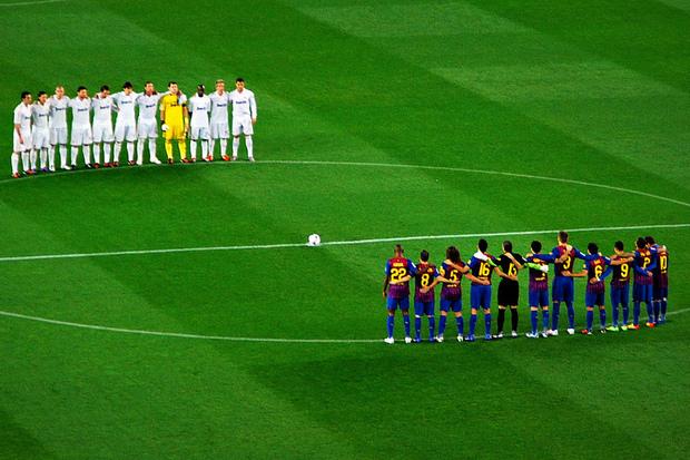 Real Madrid x Barcelona: o Superclássico