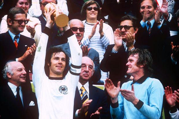Franz Beckenbauer: o Kaiser