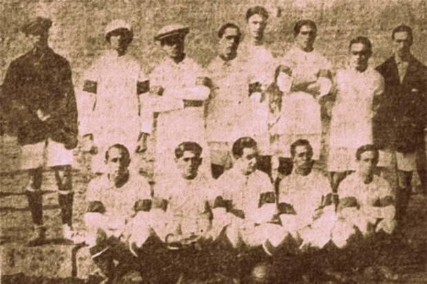 1914: o primeiro Brasil x Argentina
