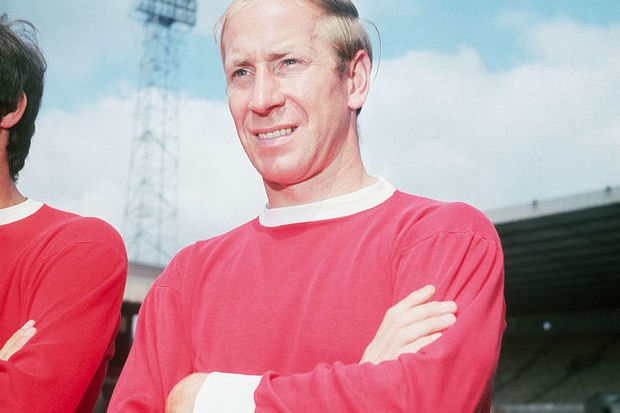 Sir Bobby Charlton, artilheiro com classe