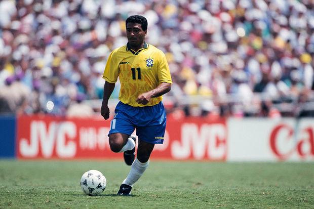 A volta triunfal de Romário que culminou na Copa do tetra